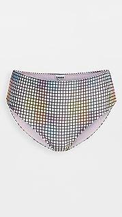 GANNI 比基尼泳裤