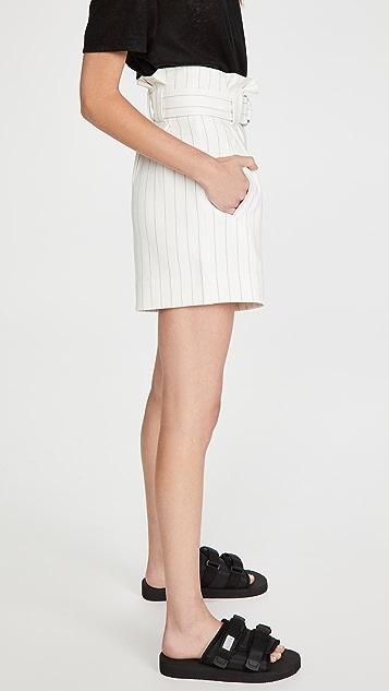 GANNI 西装面料短裤