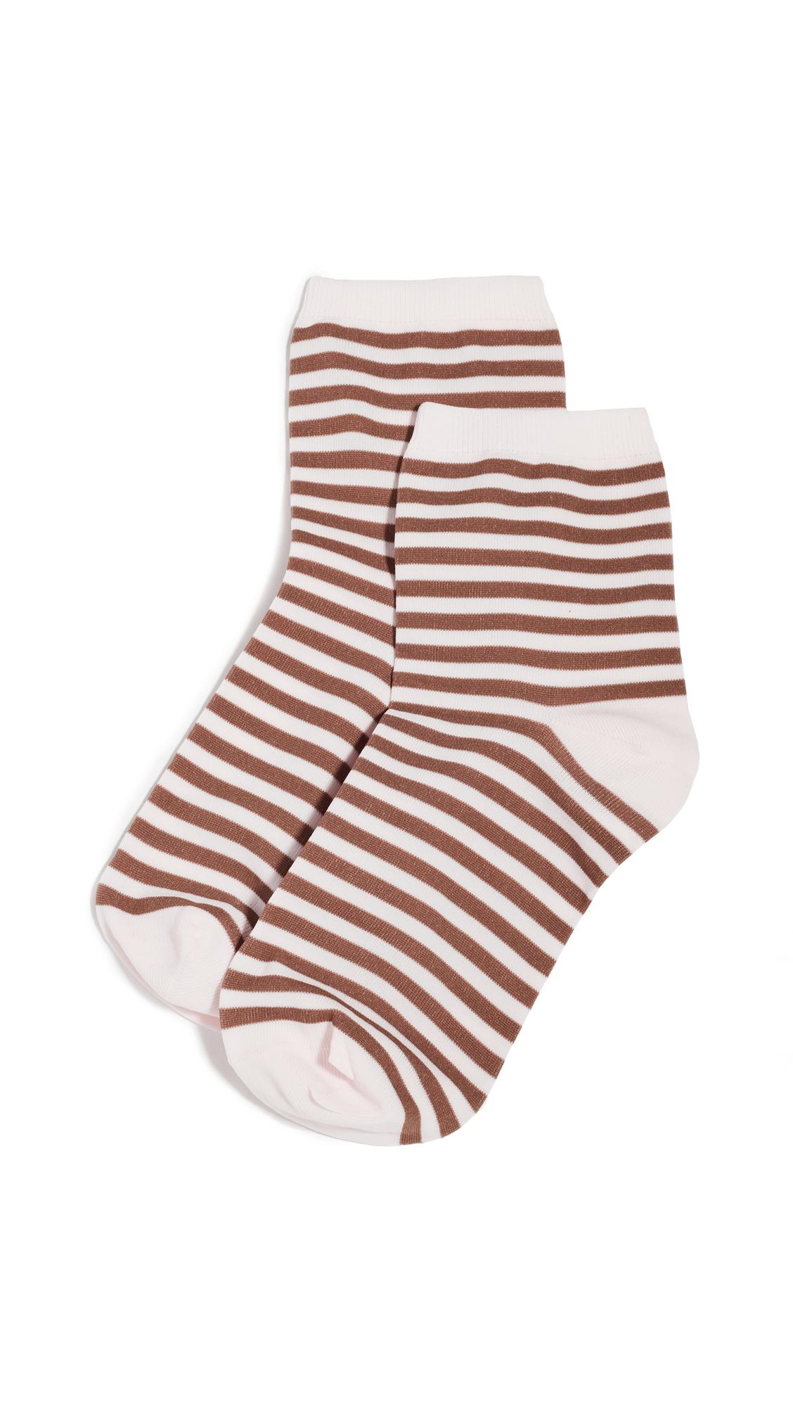 GANNI Toffee Socks