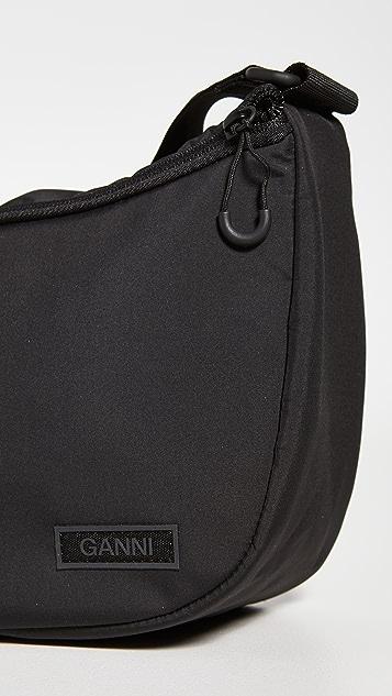 GANNI Tech Shoulder Bag