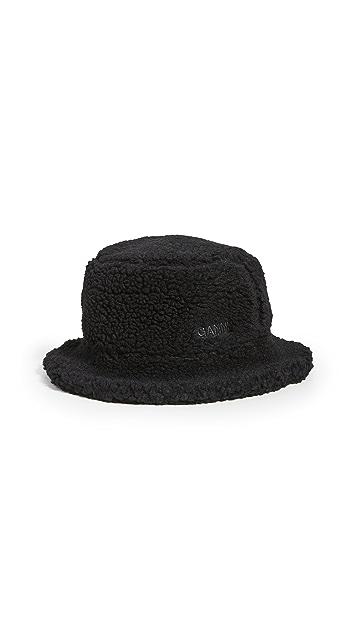 GANNI Teddy 帽子