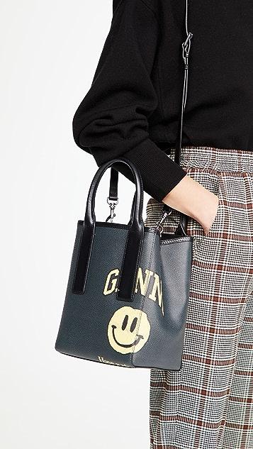 GANNI Smiley Bucket Bag