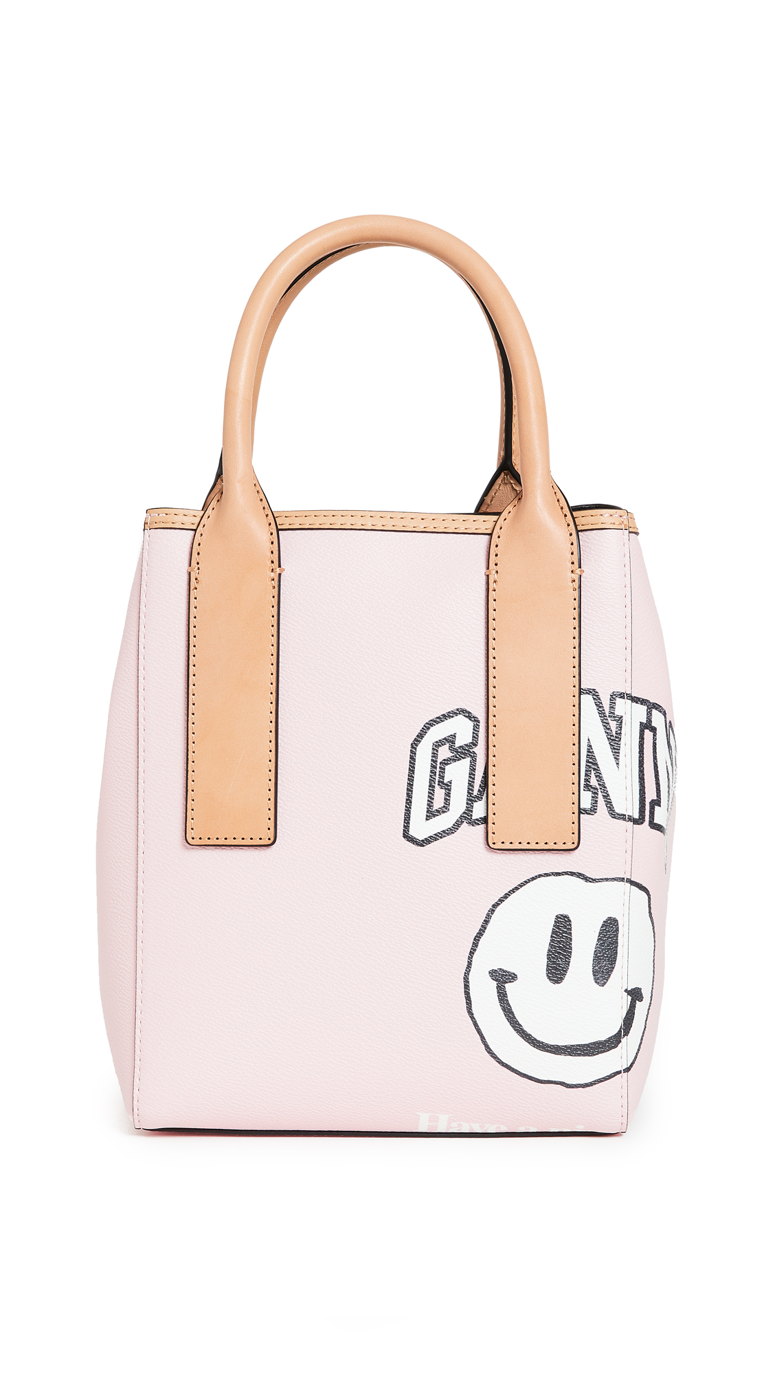 GANNI Logo Bucket Bag