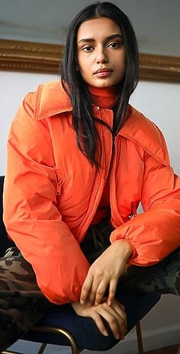GANNI - Tech Down Jacket