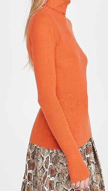 GANNI Light Merino Knit Pullover