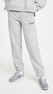 GANNI Software Isoli 运动裤