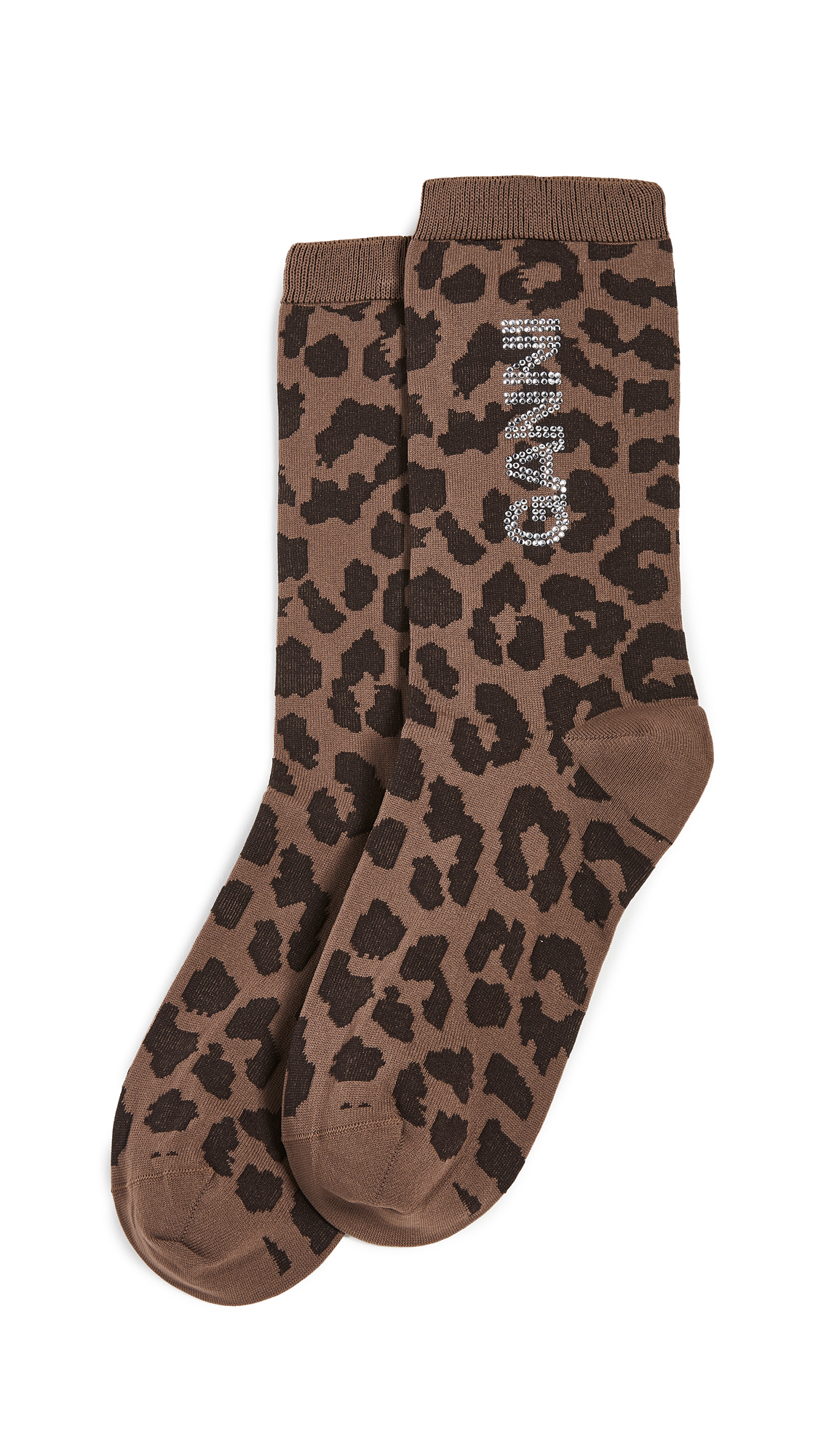 GANNI Polyamide Blend Socks
