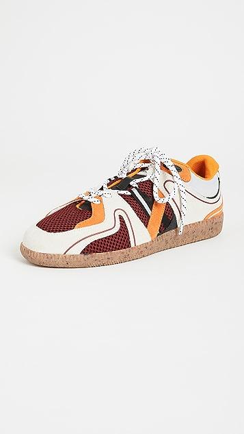 GANNI 复古运动鞋