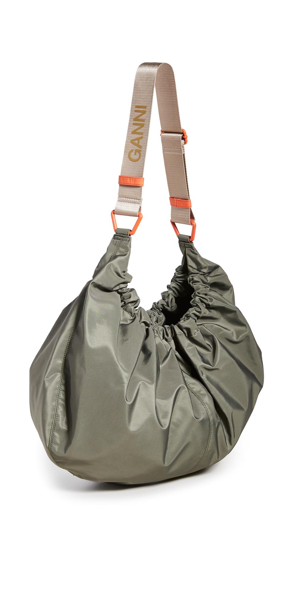 GANNI XXL Hobo Bag