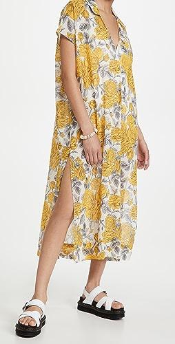 GANNI - Light Cotton Dress