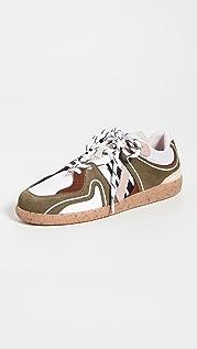 GANNI Retro Sneakers