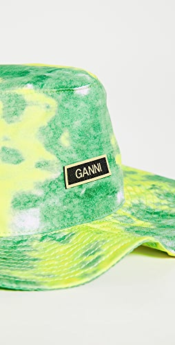 GANNI - 再生高科技渔夫帽