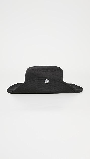 GANNI Software Heavy Cotton Bucket Hat