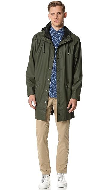 Gant Rugger Indigo Oxford Oblong Shirt