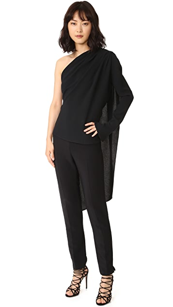 Gareth Pugh One Sleeve Top
