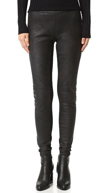 Gareth Pugh Leather Pants