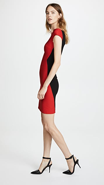 Gareth Pugh Stretch Back Dress