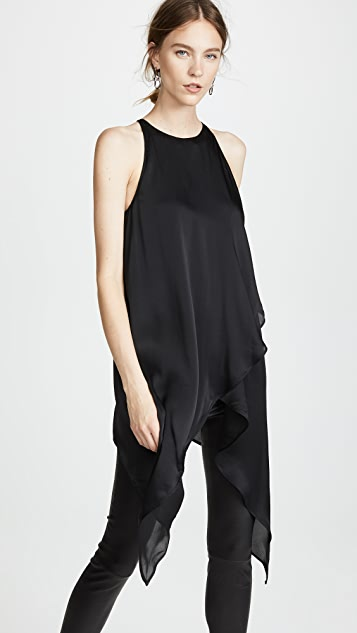 Gareth Pugh Crossover Top