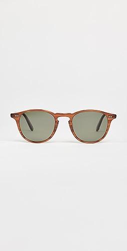 GARRETT LEIGHT - Hampton Polar Sunglasses