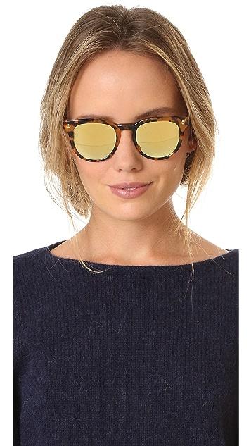 GARRETT LEIGHT Granada Sunglasses