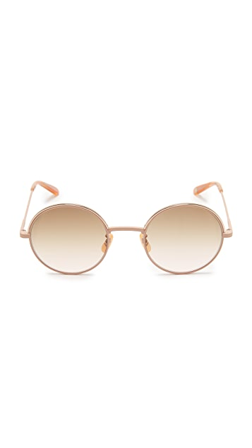 GARRETT LEIGHT Seville Sunglasses