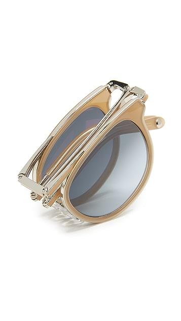 GARRETT LEIGHT Van Buren Sunglasses