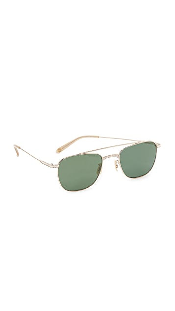 GARRETT LEIGHT Riviera Sunglasses