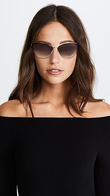 GARRETT LEIGHT Vista Sunglasses