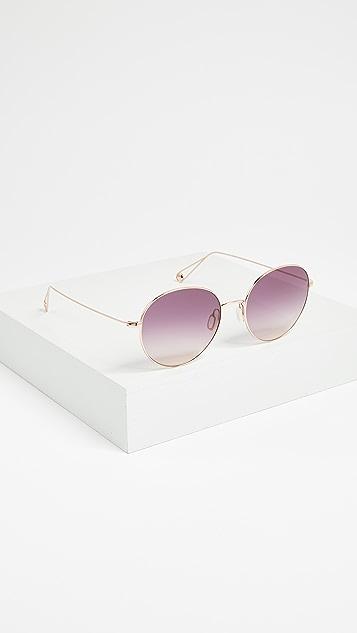 GARRETT LEIGHT Valencia Sunglasses