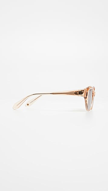 GARRETT LEIGHT Del Rey 50 Sunglasses