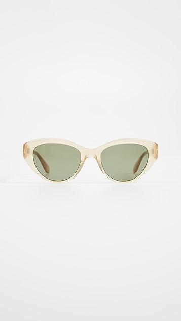 GARRETT LEIGHT Del Rey 50 Sunglasses