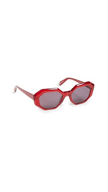 GARRETT LEIGHT Jacqueline 50 Sunglasses