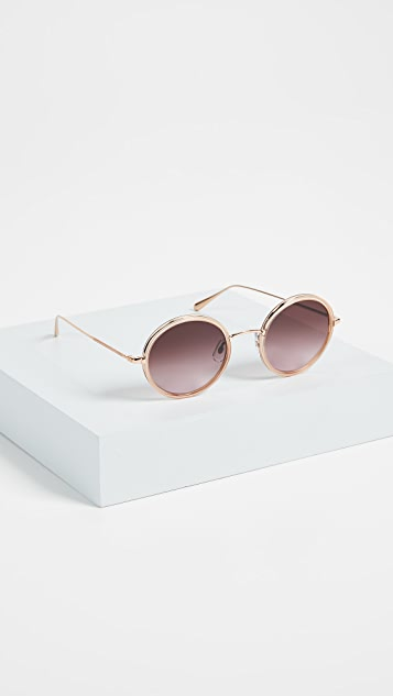 GARRETT LEIGHT Playa 48 Sunglasses