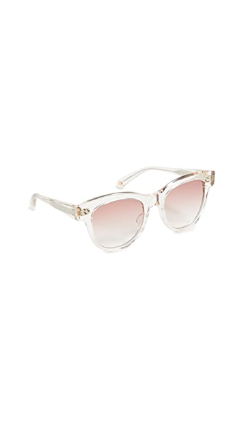 GARRETT LEIGHT x Ulla Johnson 51 Imogen Sunglasses
