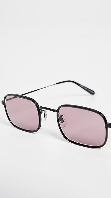 GARRETT LEIGHT Steiner 47 Ratrocks Sunglasses