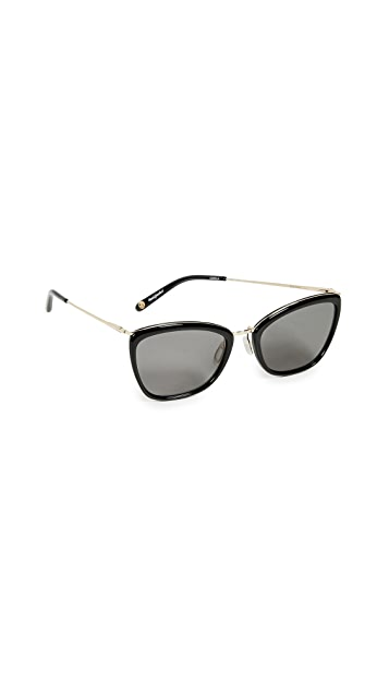 GARRETT LEIGHT Louella 51 Sunglasses