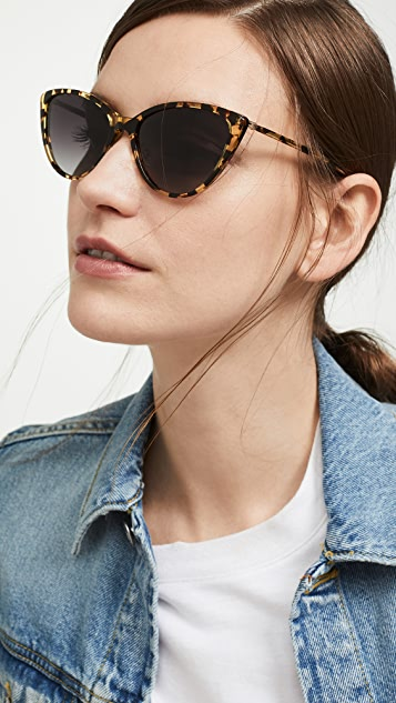 Mildred 55 Sunglasses by Garrett Leight