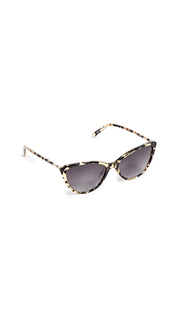 GARRETT LEIGHT Mildred 55 Sunglasses