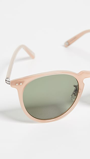 GARRETT LEIGHT Ocean 46 Sunglasses