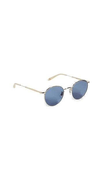 GARRETT LEIGHT Wilson M 49 Sunglasses
