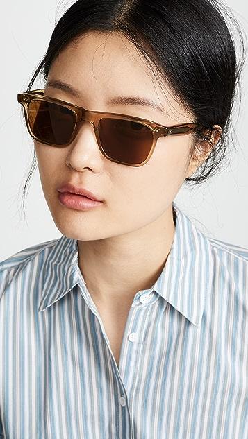 GARRETT LEIGHT Wavecrest 50 Sunglasses