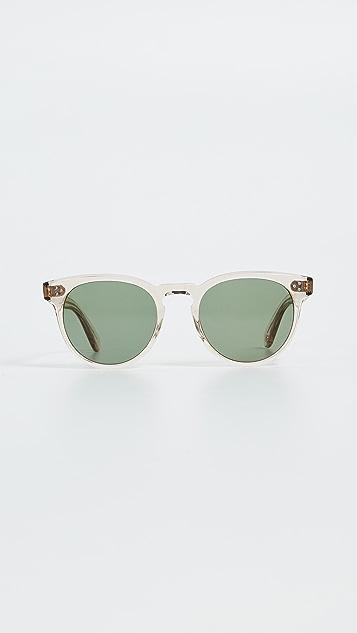GARRETT LEIGHT Boccaccio 50 Sunglasses