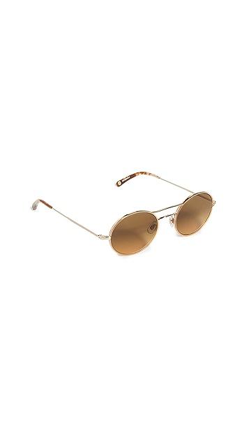 GARRETT LEIGHT Sanborn 49mm Sunglasses