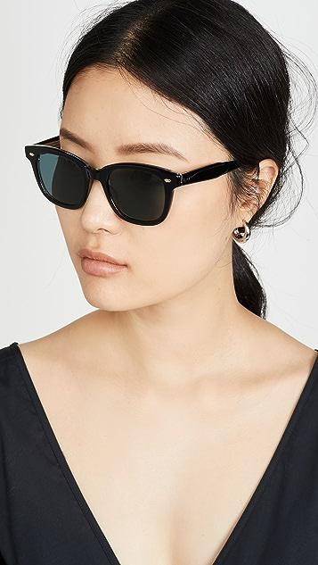 GARRETT LEIGHT Calabar 49 Sunglasses