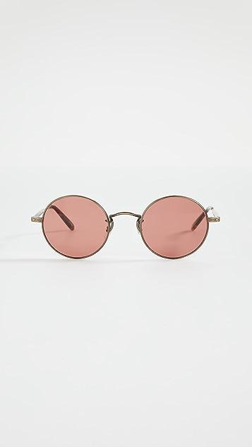 GARRETT LEIGHT Солнцезащитные очки Lovers 46