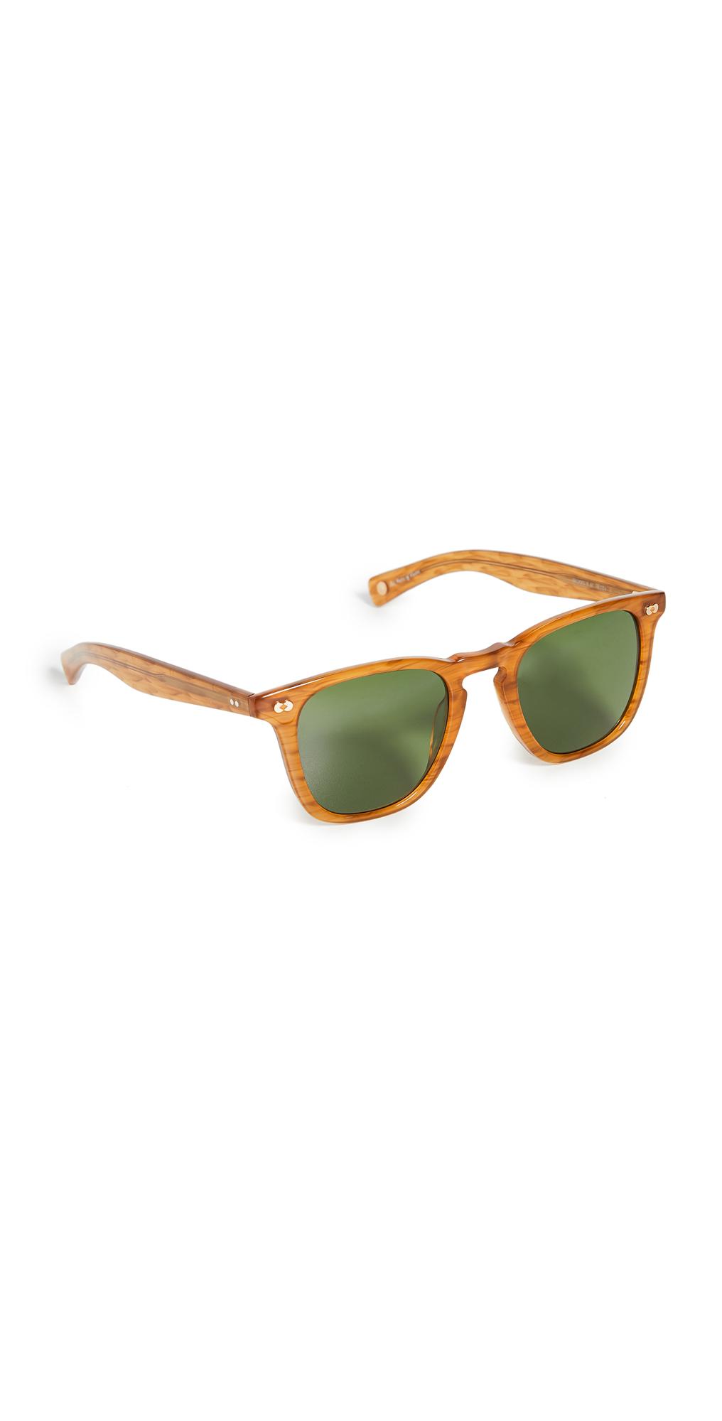 Brooks X 48mm Sunglasses