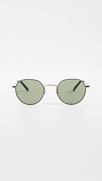 GARRETT LEIGHT Robson 48mm Sunglasses
