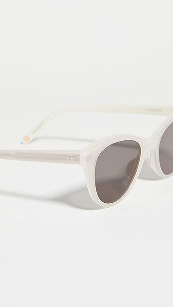 GARRETT LEIGHT GL x Clare V 47 Sunglasses