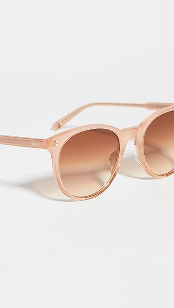 GARRETT LEIGHT Marian 50 Sunglasses