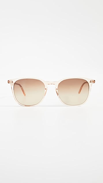 GARRETT LEIGHT Doreen Sunglasses